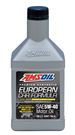 EFM Amsoil Full SAPS 5.40 European Formula Gas and Diesel Oil