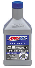 Amsoil OE Fuel Efficient Automatic Transmission Fluid